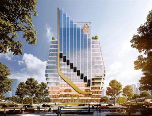 مشروع تريو في العاصمة الادارية الجديدة